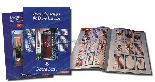 "Фотокаталог ""Decra Led decorative design brochure"""